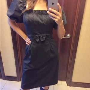 Adrianna Papell Dress Belted 4 Or S Vintage style